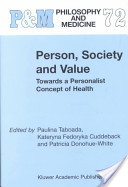 Person, society, and value