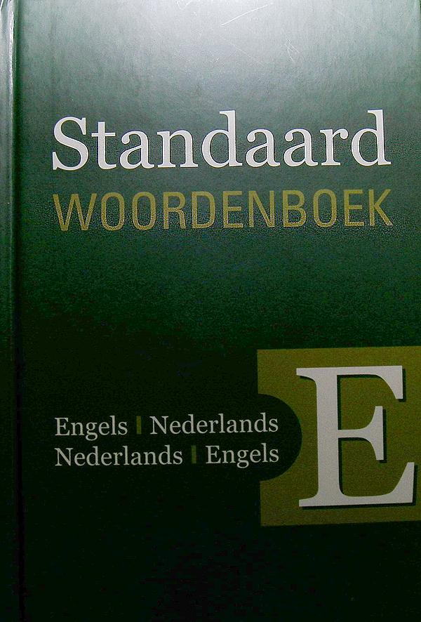 Standaard Woordenboe...