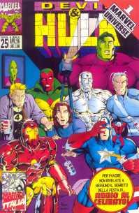 Devil & Hulk n. 025