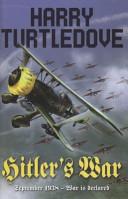 Hitler's War: v. 1
