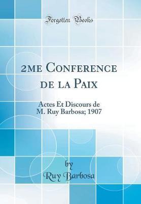 2me Conférence de la Paix