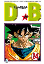 Dragon Ball Evergreen Edition vol. 24