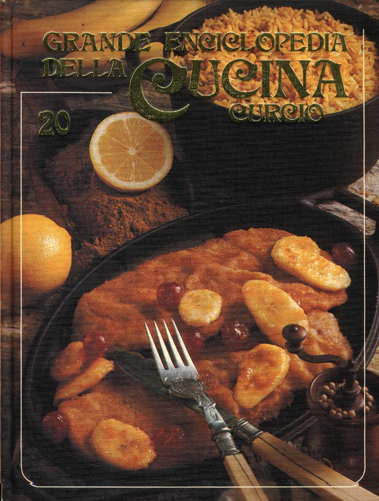 Grande Enciclopedia della Cucina Vol. 20 (sch-spa)