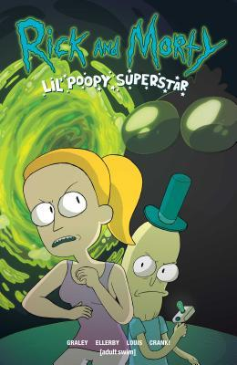 Rick and Morty Lil' Poopy Superstar