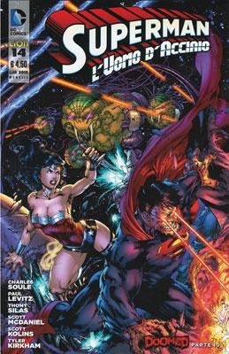Superman l'Uomo d'Acciaio n. 14