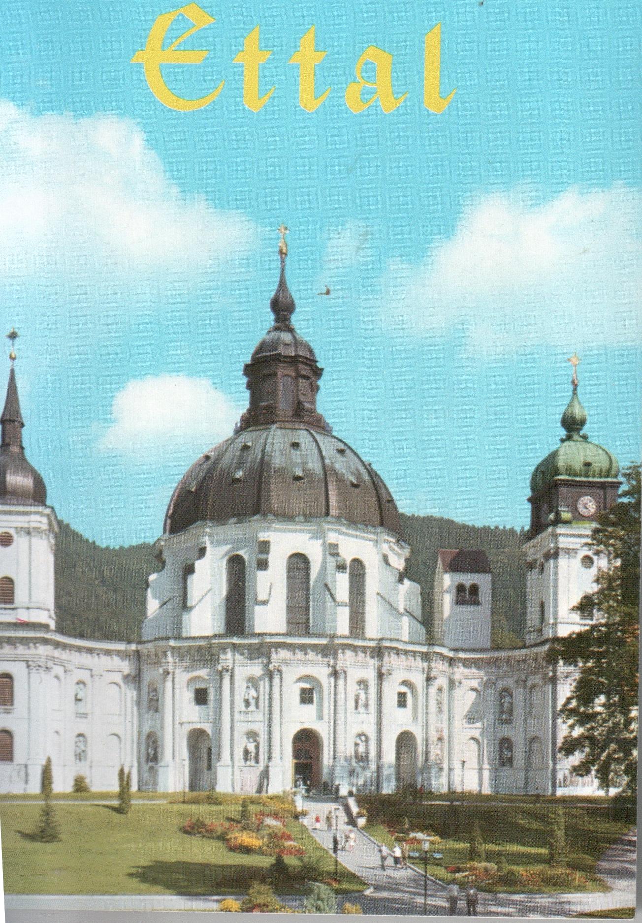 Ettal Basilica