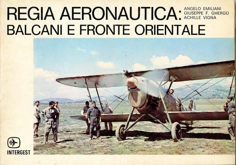 Regia Aeronautica: balcani e fronte orientale