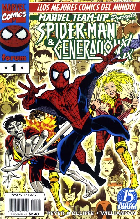 Marvel Team-Up Vol.1 #1 (de 11)