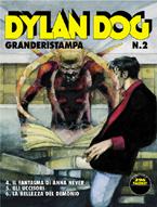 Dylan Dog Granderistampa n. 02