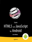 Learn HTML5 and Java...