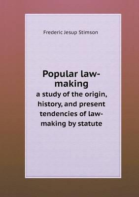 Popular Law-Making a...