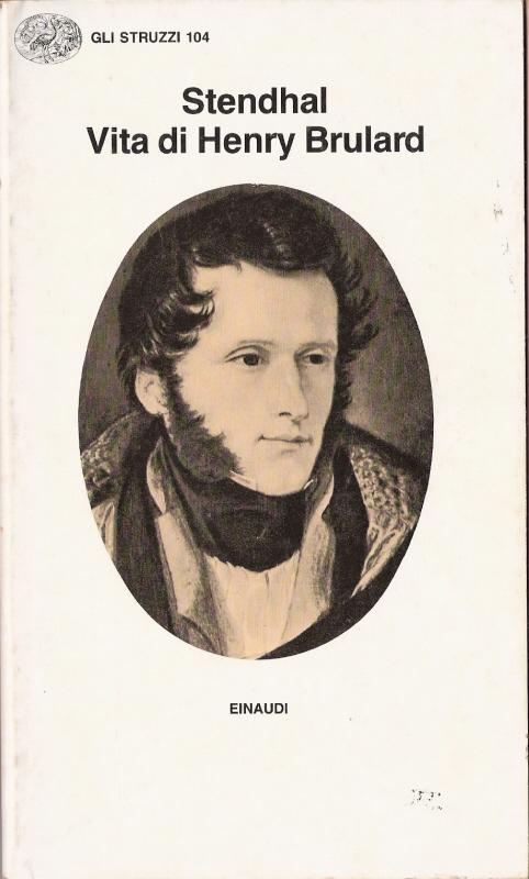 Vita di Henry Brulard