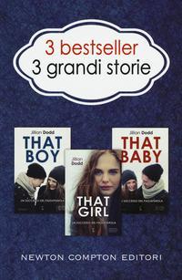 3 bestseller 3 grandi storie