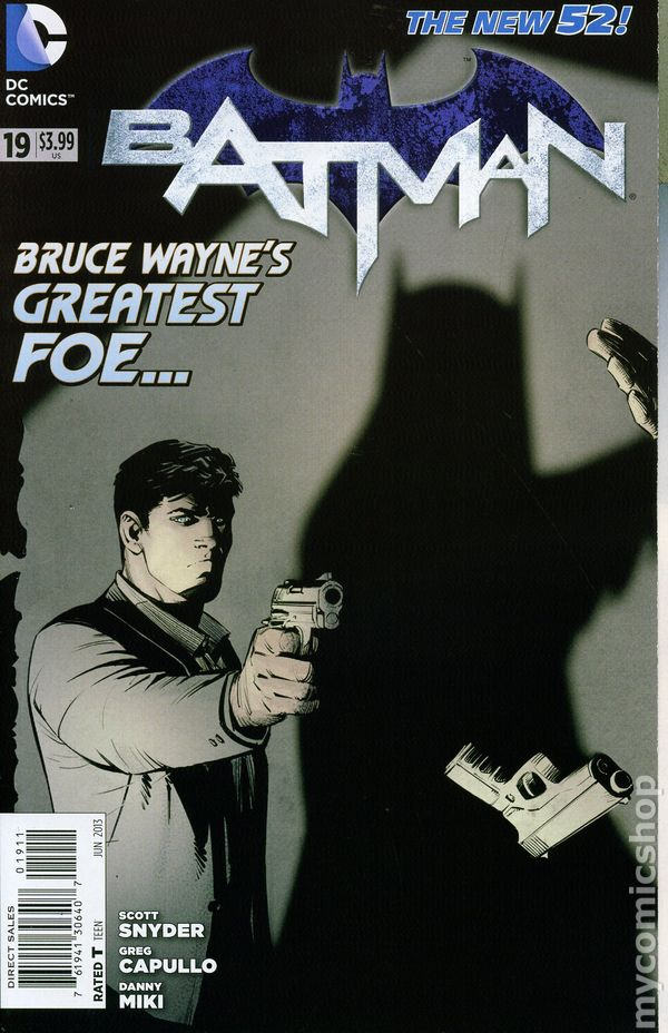 Batman Vol.2 #19
