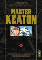 Master Keaton, Tome 11