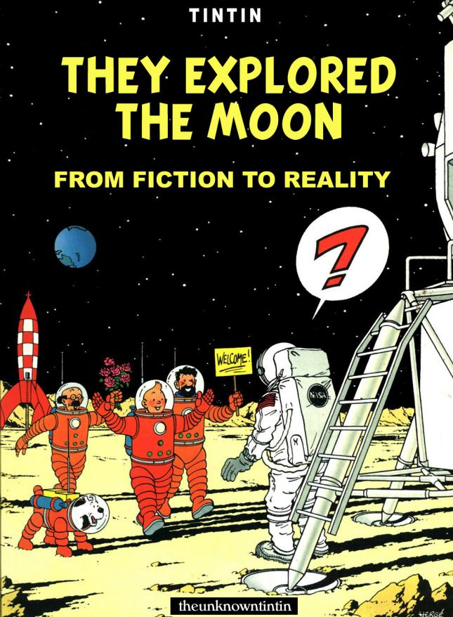 Apollo 12 - They explored the Moon - From fiction to reality