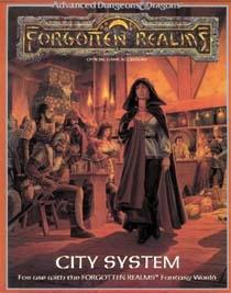 City System Map Set