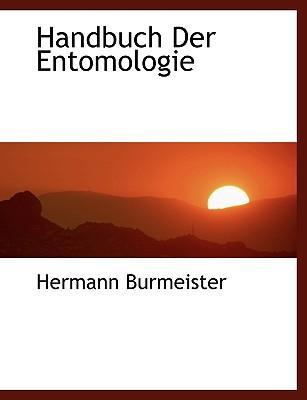 Handbuch Der Entomologie
