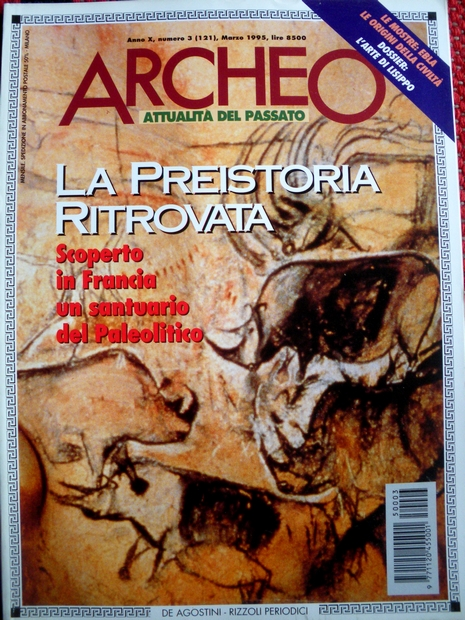 Archeo attualità del passato n. 121
