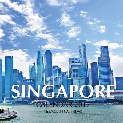 Singapore 2017 Calendar