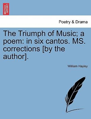 The Triumph of Music; a poem