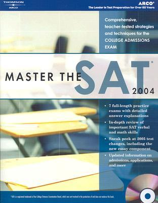 Master the Sat 2004