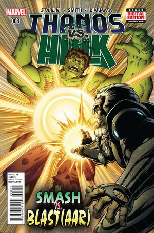 Thanos vs. Hulk Vol.1 #3
