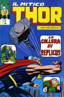 Il mitico Thor n. 40