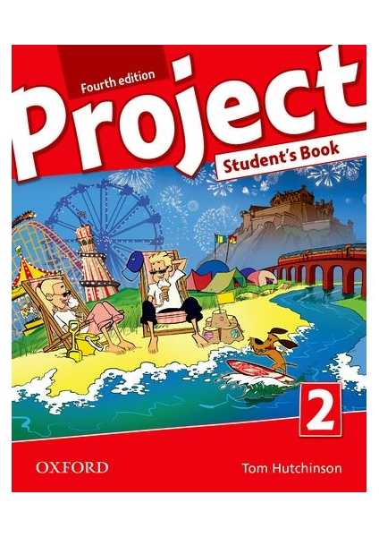 Project 2 Student Book