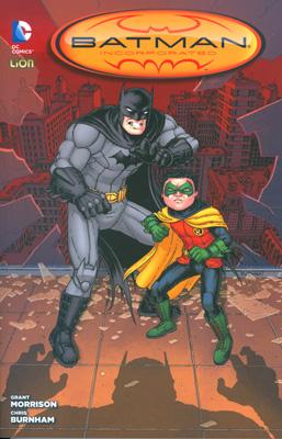 Batman Inc. Vol. 4 - Variant