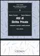 Atti di diritto privato