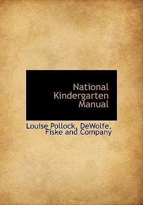 National Kindergarten Manual