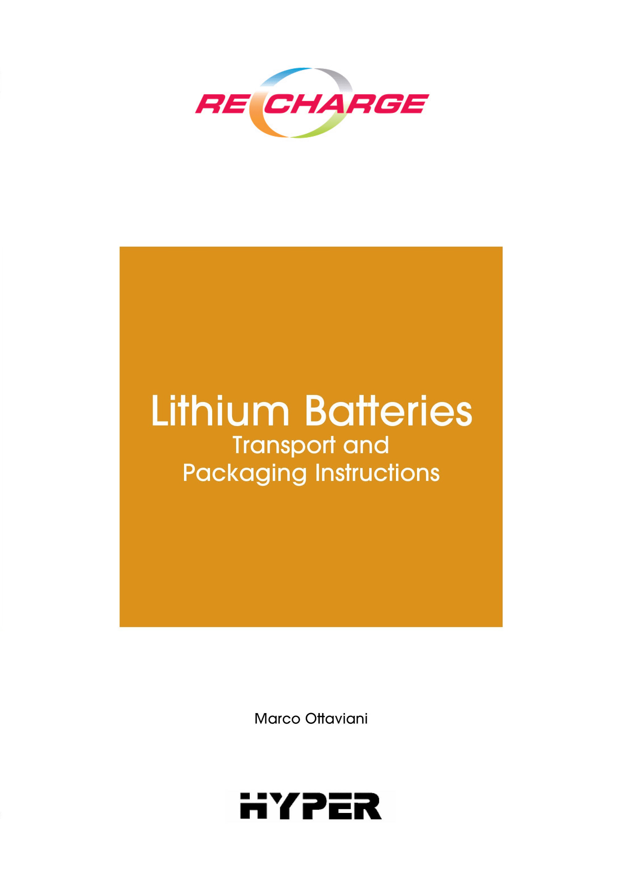 The Lithium Batteries