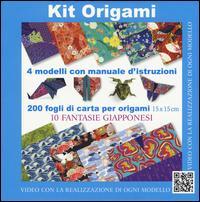 Kit origami. 10 fant...