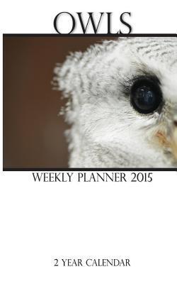 Owls Weekly Planner 2015