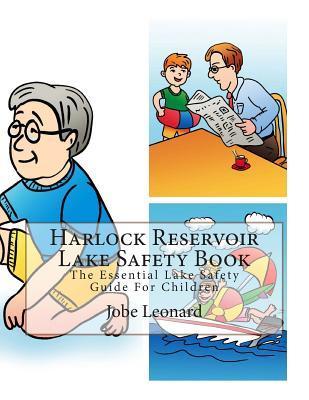 Harlock Reservoir Lake Safety Book