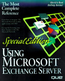 Using Microsoft Exchange Server