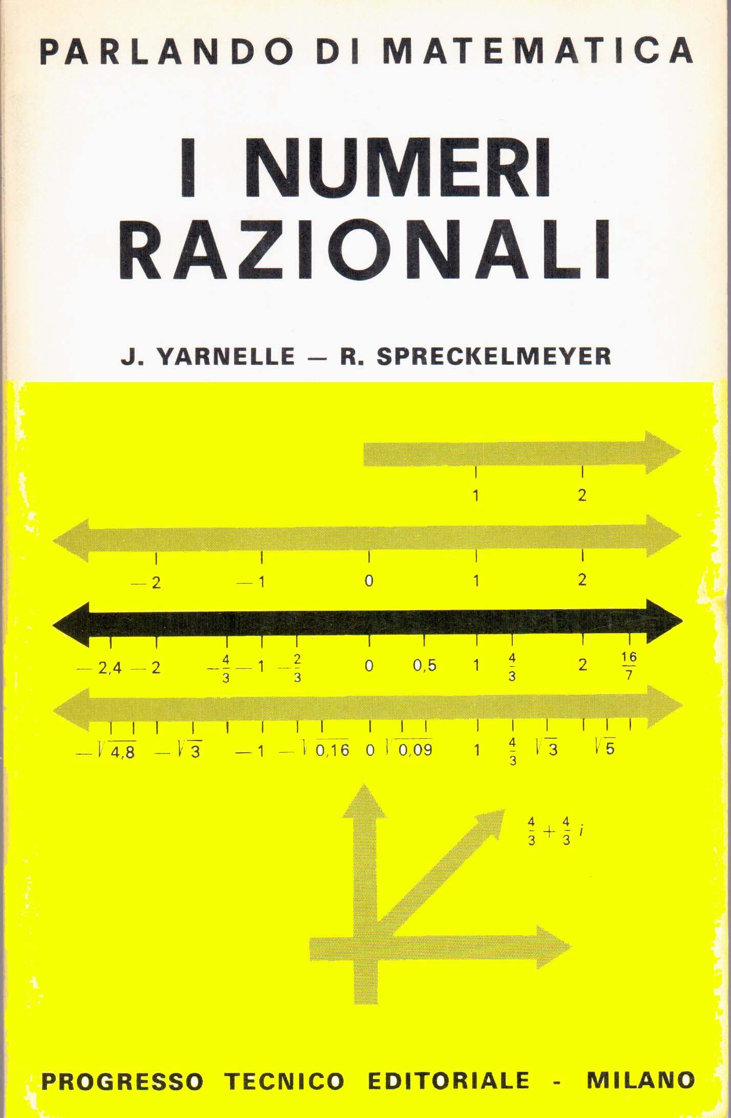 I numeri razionali