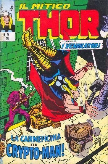 Il Mitico Thor n. 74