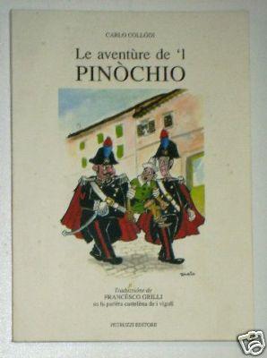 Le aventùre de 'l Pinòchio