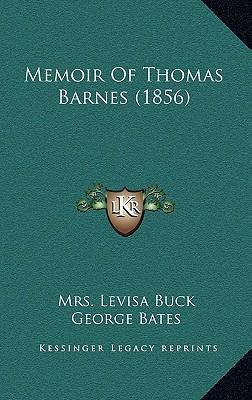 Memoir of Thomas Barnes (1856)