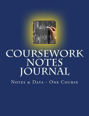 Coursework Notes Journal