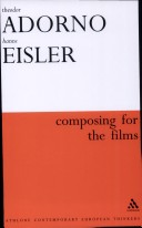 Composing for the Films
