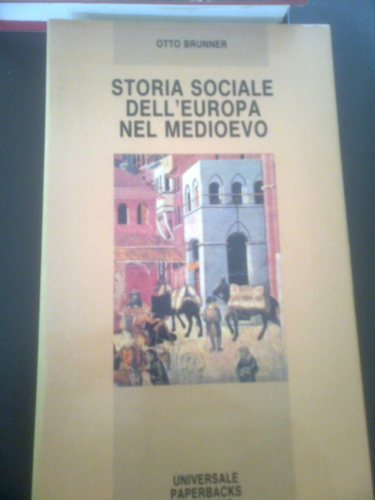 Storia sociale dell'...