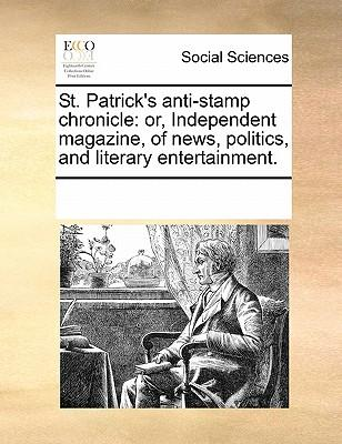 St. Patrick's Anti-Stamp Chronicle