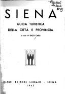 Siena : guida turist...
