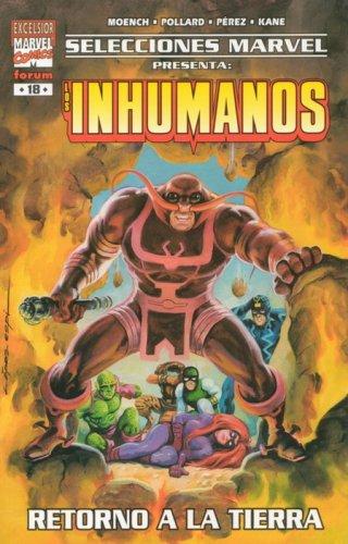 Los Inhumanos: Retor...
