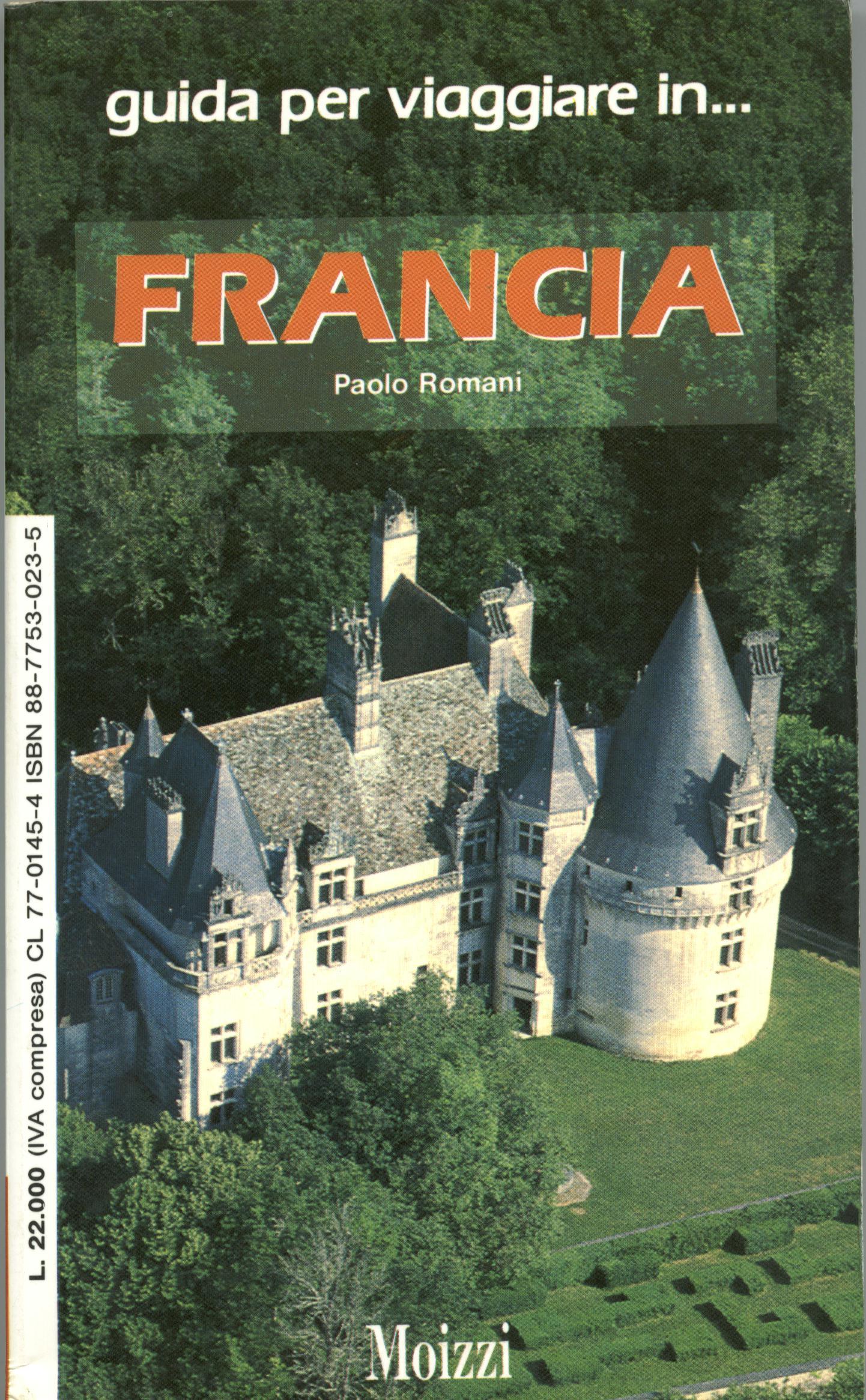 Guida per viaggiare in...Francia