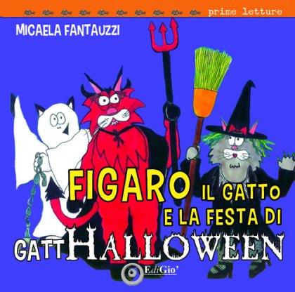 Figaro il gatto e la festa di GattHalloween