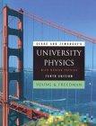 Sears and Zemansky's University Physics With Modern Physics